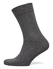DECOY comfort ankle socks - GRå