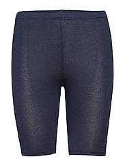 DECOY shorts viscose stretch - NAVY
