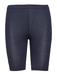 Jersey Stretch Shorts - NAVY