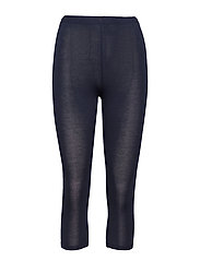 DECOY capri viscose stretch - NAVY