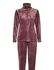 DECOY velour homewear set - MULTI