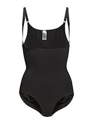 Shape wear Body stocking - BLACK