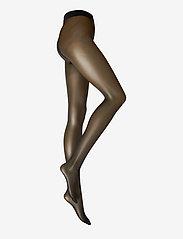 DECOY tights silk look 20 den - BLUE IRIS