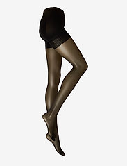Decoy - DECOY tights body optimizer 40 - pantyhose - black - 0