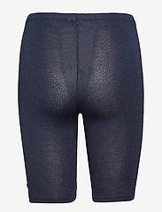 Decoy - DECOY shorts viscose stretch - bottoms - navy - 1