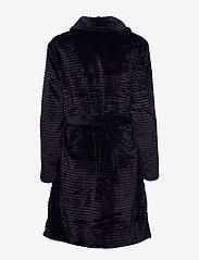 Decoy - DECOY short robe w/stripes - bathrobes - night sky - 1