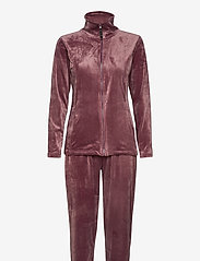 Decoy - DECOY velour homewear set - pyjama''s - multi - 0