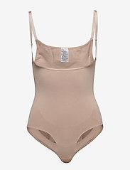 Decoy - Shape wear Body stocking - topper - nude - 0