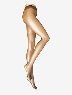 DECOY tights soft luxury 15 de - strømpebukser - nearly black