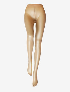 DECOY tights toe less 10 den - panty's - light sand