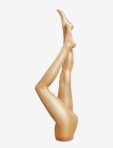 DECOY tights glossy 20 den - strømpebukser - golden