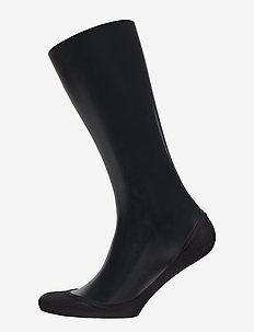 DECOY footies 2-pack 20 den - sneakersokken - black