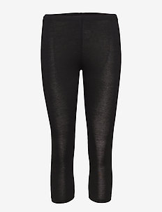 DECOY capri viscose stretch - panty's - black