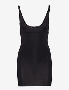 DECOY dress shapewear - topper - black