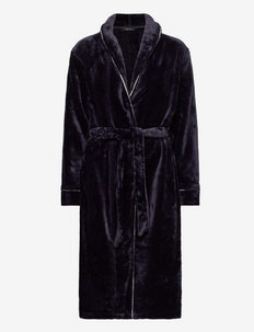 DECOY long robe w/piping - pegnoirs - night sky