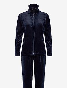 DECOY velour homewear set - pyjama''s - no color name