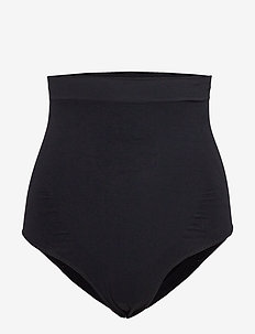 Shapewear tai high waist - bottoms - black