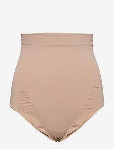 Shapewear tai high waist - bottoms - nude
