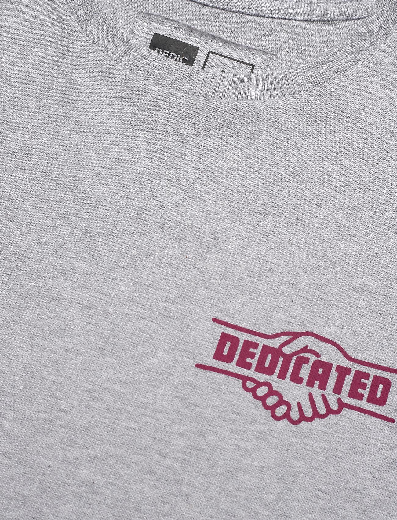 T-shirt Stockholm Good Hands (Grey Melange) (17.48 €) - DEDICATED 5JFSf