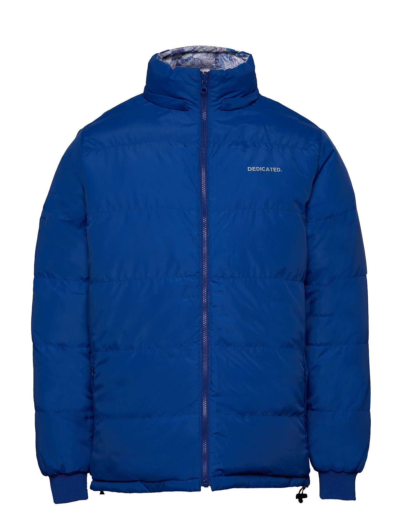 DEDICATED Puffer Jacket Dundret Ski Area - Jakker og frakker MULTI COLOR - Menn Klær