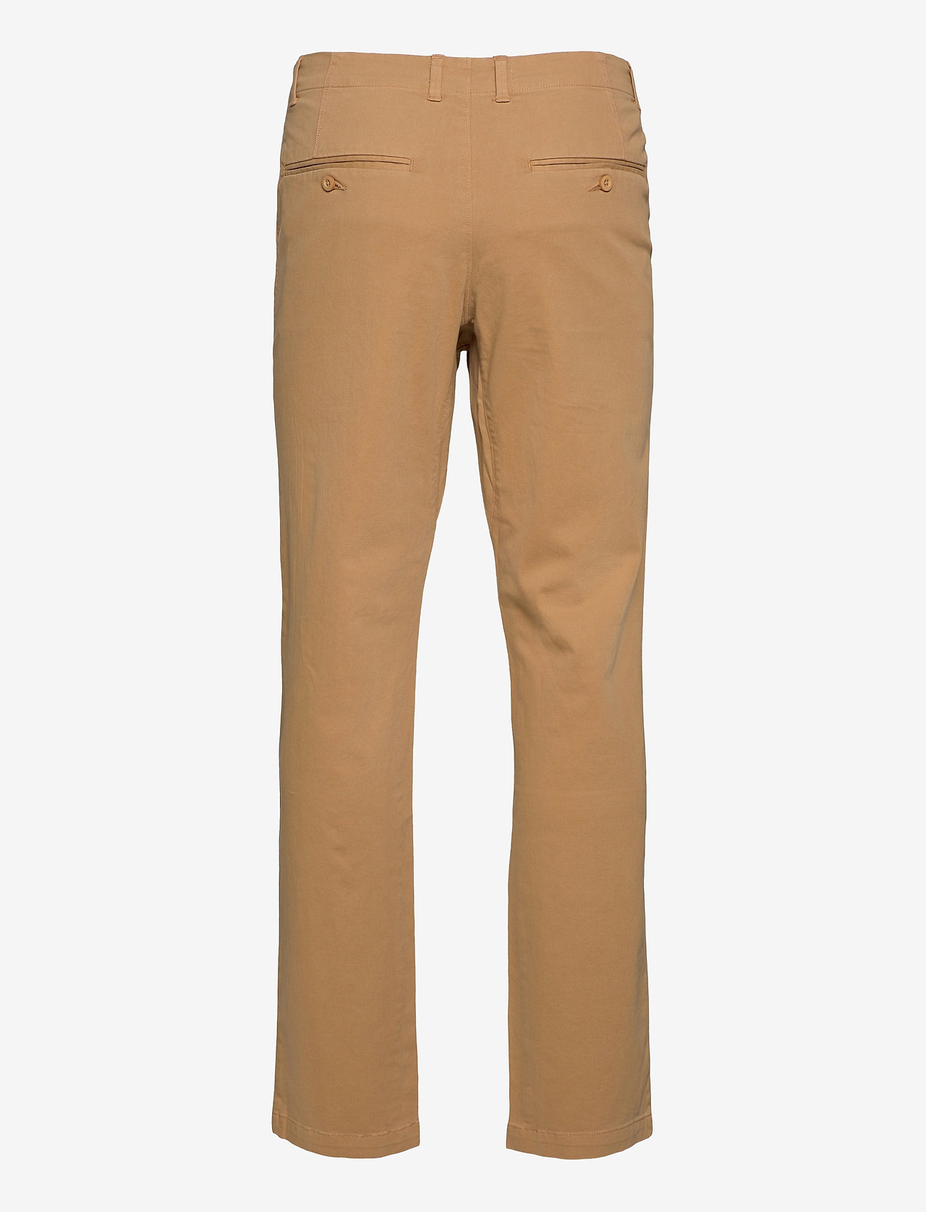 DEDICATED Chino Pants Sundsvall - Bukser KHAKI - Menn Klær