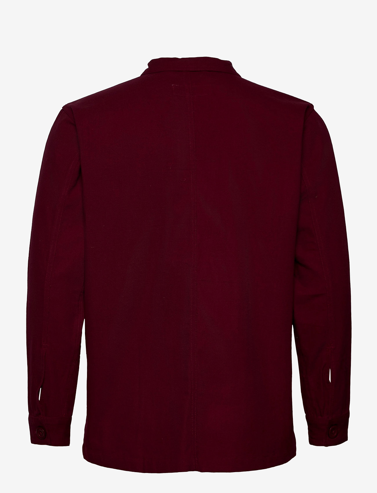 Worker Jacket Sala (Burgundy) (59.98 €) - DEDICATED Xce2a