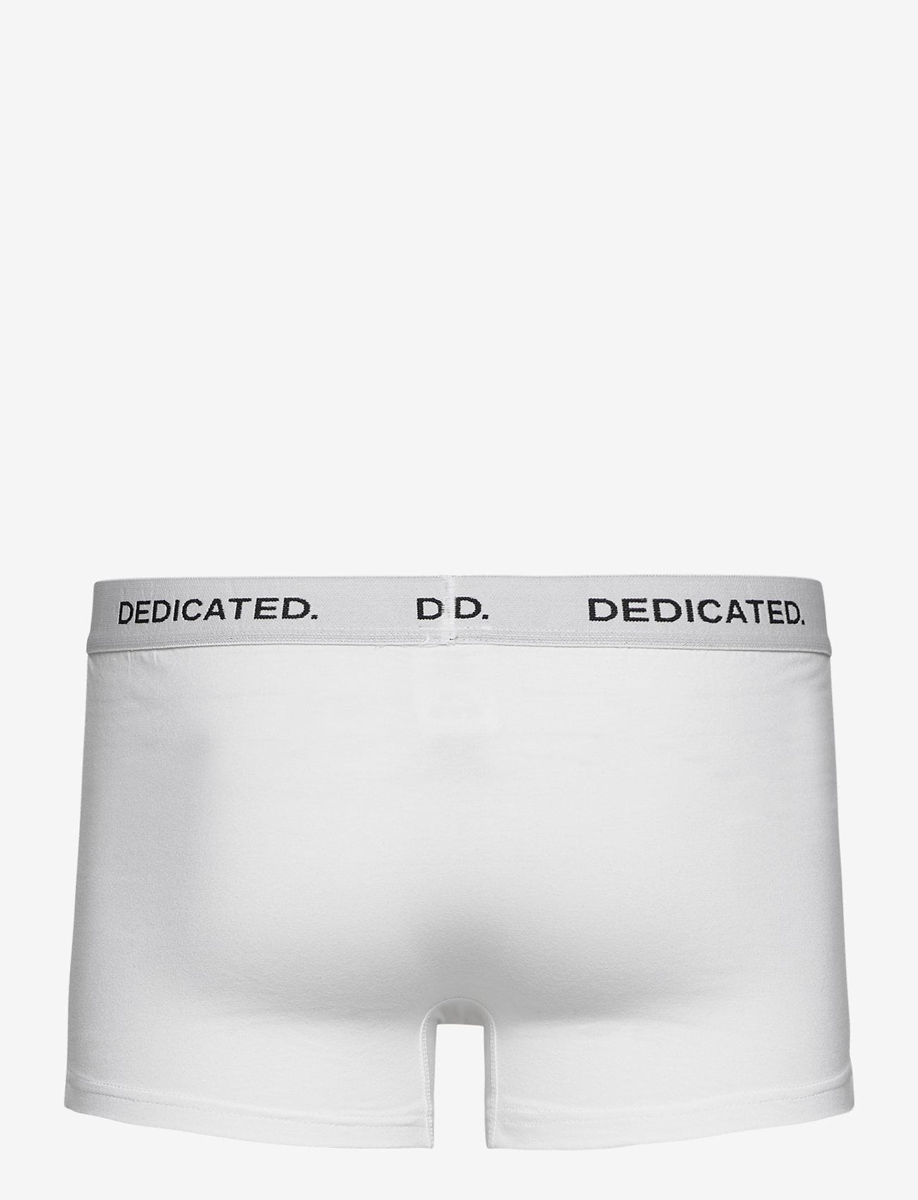 DEDICATED - Boxer Briefs Kalix Base - caleçon - white - 1