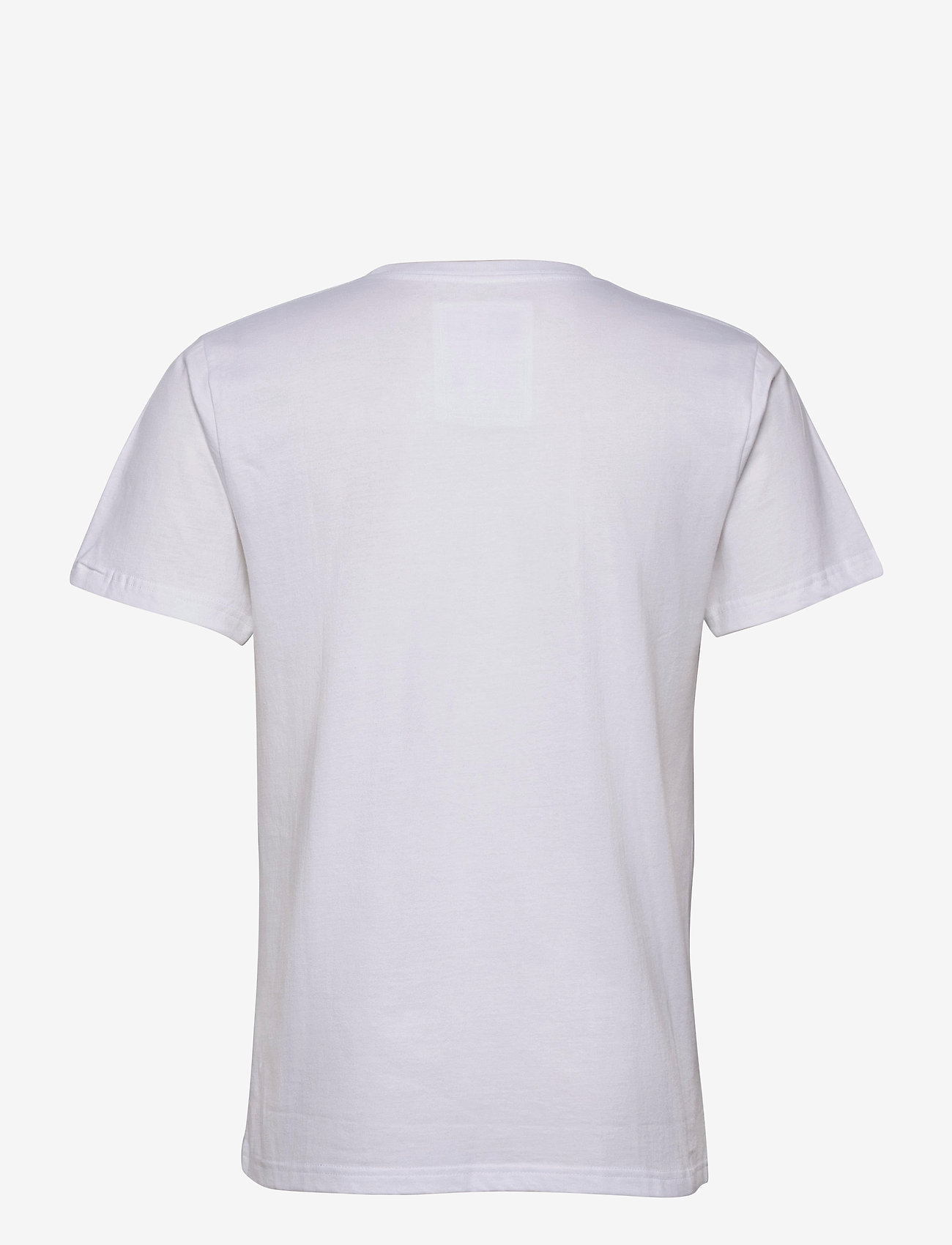 T-shirt Stockholm Ocean Silence (White) (19.22 €) - DEDICATED KHFss