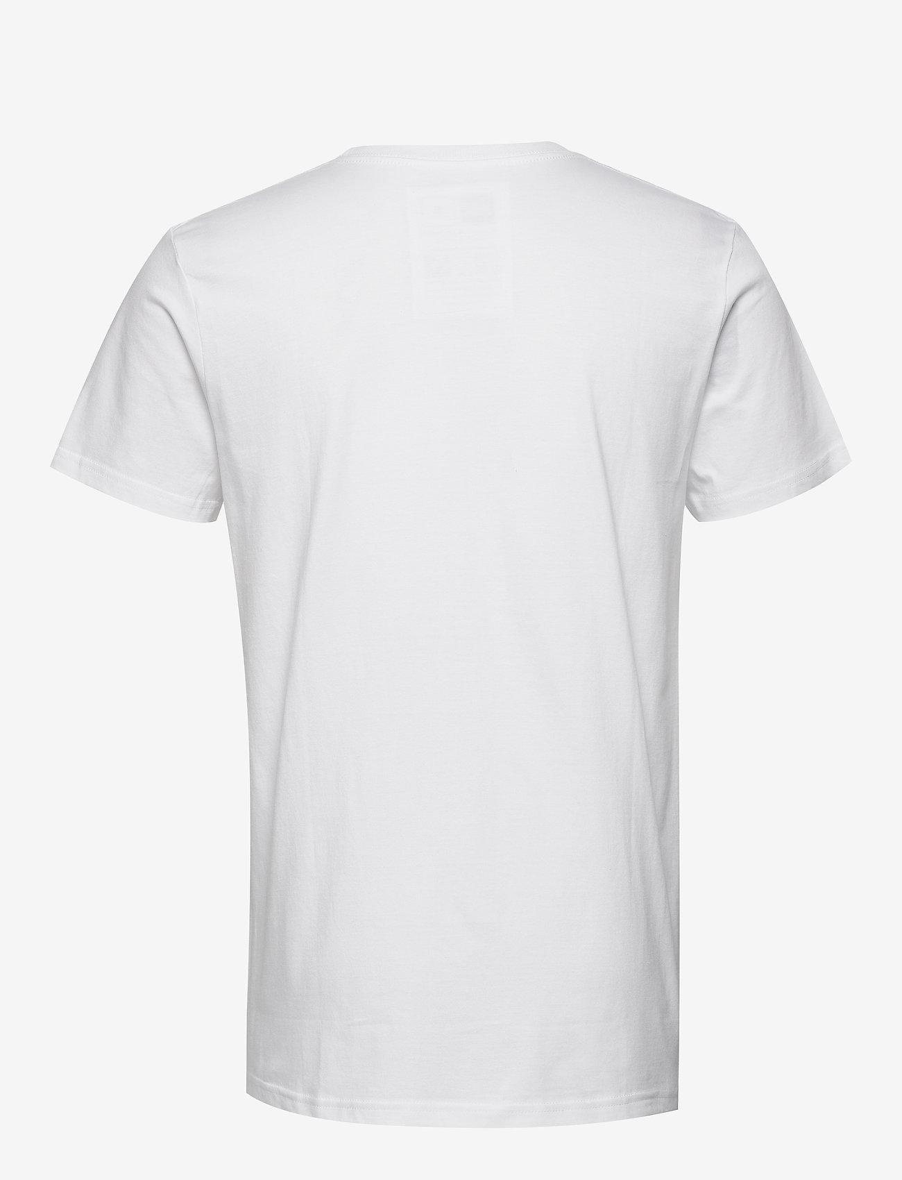 DEDICATED - T-shirt Stockholm Dedicated Logo - perus t-paidat - white