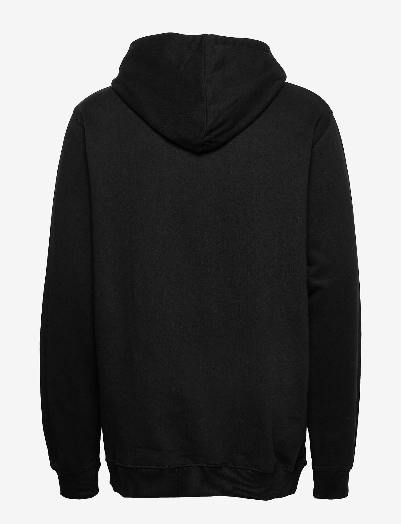 DEDICATED - Hoodie Falun Dedicated Logo - perus-college-paitoja - black