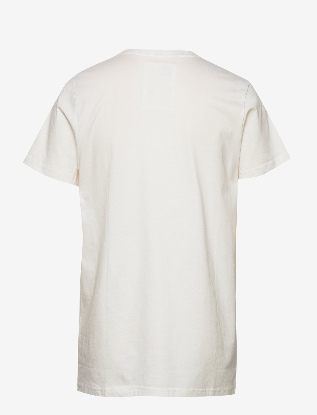 DEDICATED - T-shirt Stockholm Life Is Fantastic - printti t-paidat - off-white