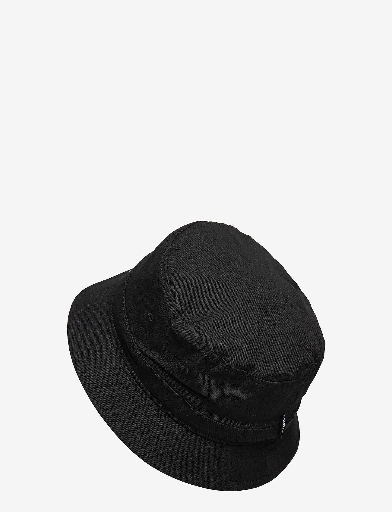 DEDICATED - Bucket Hat Dedicated Logo Black - bonnets & casquettes - black - 1