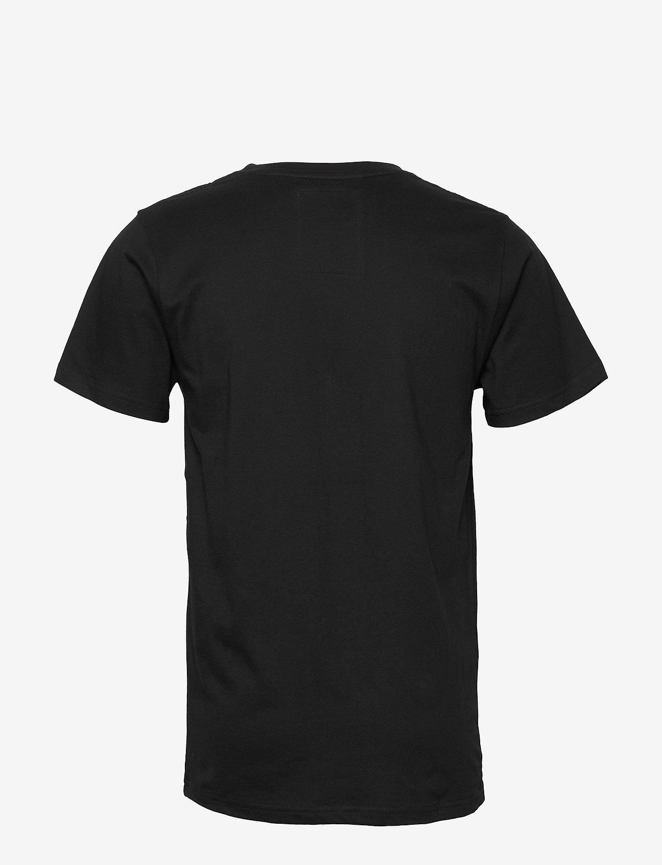 DEDICATED - T-shirt Stockholm Astro Love - printti t-paidat - black