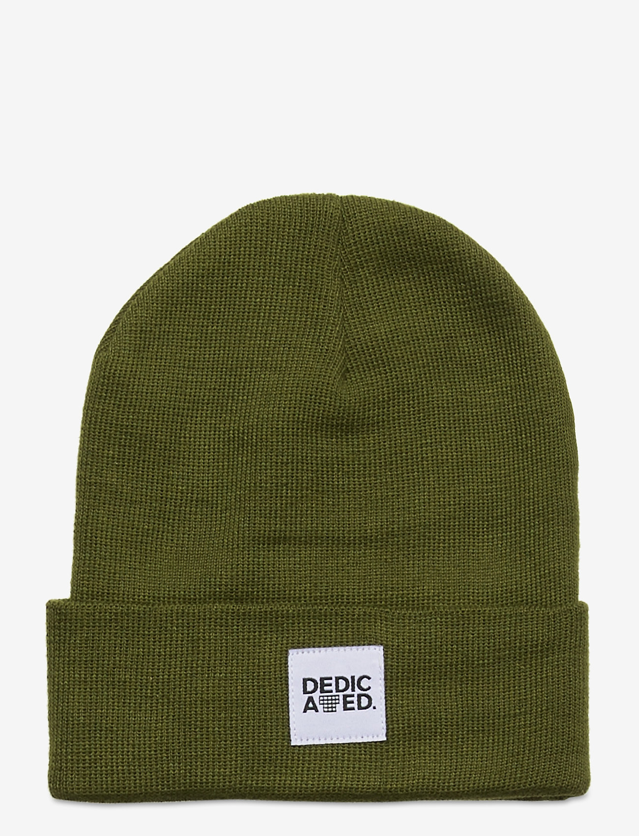 DEDICATED - Beanie Kiruna - bonnets & casquettes - leaf green - 1