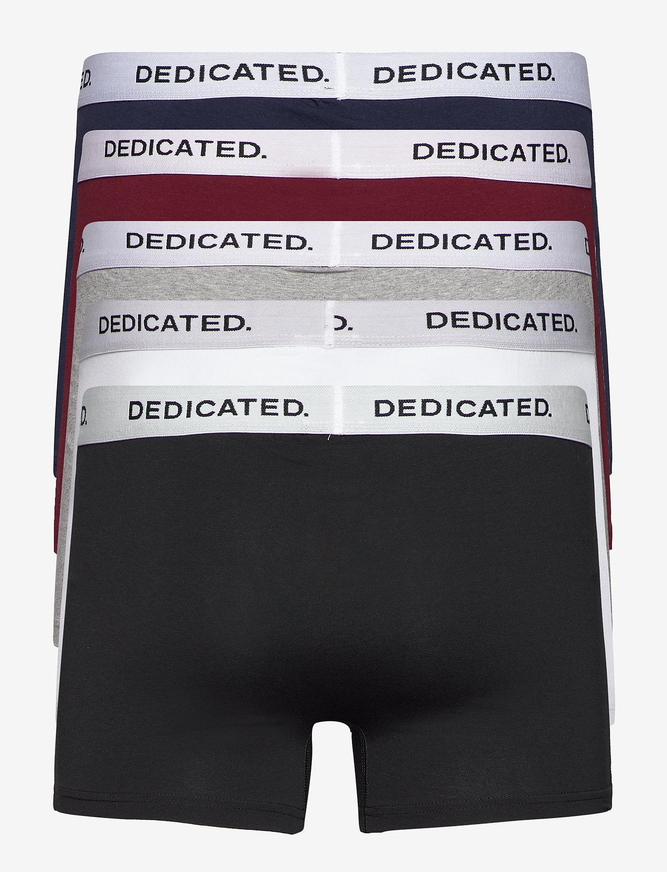DEDICATED - Boxer Briefs Kalix Base 5-pack - caleçon - multi - 2