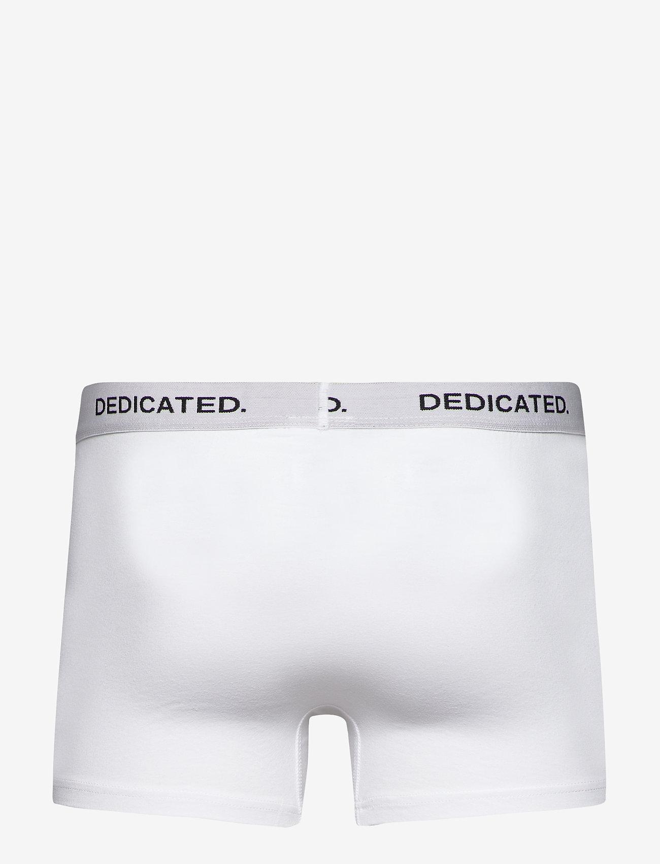 DEDICATED - Boxer Briefs Kalix Base 5-pack - caleçon - multi - 1