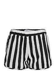 Shorts Sandvika Big Stripes - WHITE