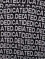 DEDICATED - Skirt Ripa Dedicated Jacquard - pennkjolar - black - 2