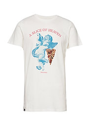 T-shirt Stockholm Slice Of Heaven - OFF-WHITE