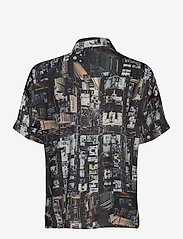 DEDICATED - Shirt Short Sleeve Nibe Urban - overhemden met korte mouwen - multi color - 1