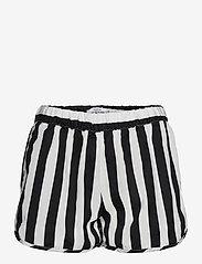 DEDICATED - Shorts Sandvika Big Stripes - shorts casual - white - 0