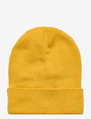 DEDICATED - Beanie Kiruna - bonnets & casquettes - golden yellow - 1