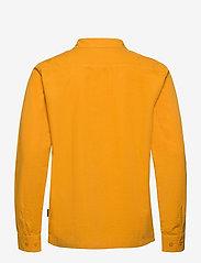 DEDICATED - Shirt Edsbyn Golden Yellow - chemises à carreaux - golden yellow - 1
