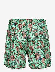 DEDICATED - Swim Shorts Sandhamn Indian Flowers Multi Color - shorts de bain - multi color - 1