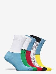 DEDICATED - Socks Sigtuna Peanuts 5-pack - chaussettes régulières - multi - 10