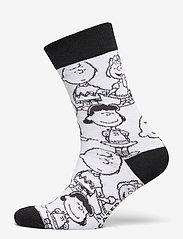 DEDICATED - Socks Sigtuna Peanuts 5-pack - chaussettes régulières - multi - 9