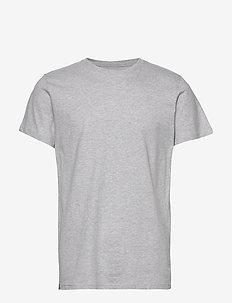 T-shirt Stockholm Base - t-shirts basiques - grey melange