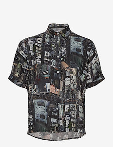 Shirt Short Sleeve Nibe Urban - overhemden met korte mouwen - multi color