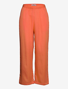 Pants Moss - casual trousers - coral fusion