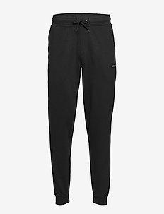 Joggers Lund Dedicated Logo - vêtements - black